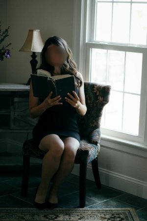 Joselia incall escort in La Porte