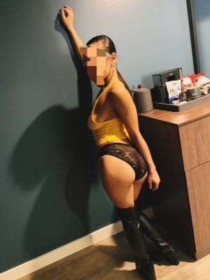 Youlia ebony independent escort