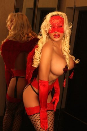 Ottilia independent escort