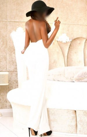 Marie-paule ebony independent escort