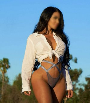 Joselita ebony escort girl in Pinecrest FL